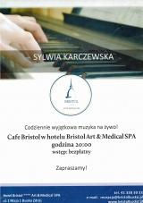 Muzyka tła w Hotelu Bristol Art and Medical Spa Busko Zdrój